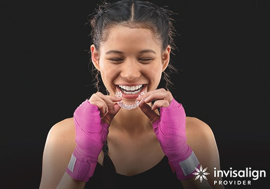 Accelerated Invisalign Treatment